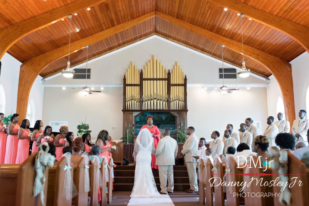 danny mosley jr photography wedding ceremony