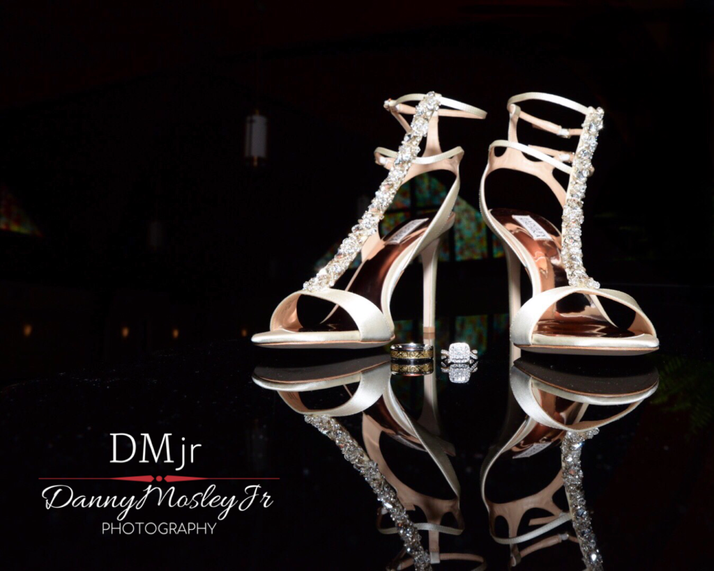 danny mosley jr photography wedding heels